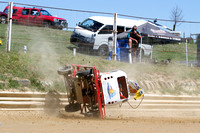 2015 Waharoa Speedway, NZ vs Aust Ministocks, N.I. CTRA Youth Champs